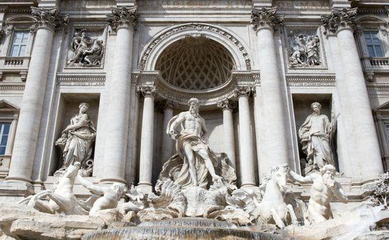 Fontana di Trevi - 4