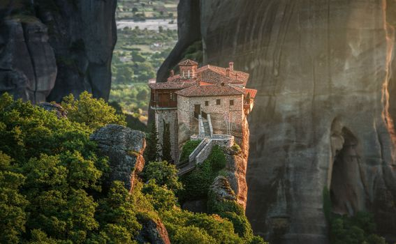 Meteora, Grčka - 2
