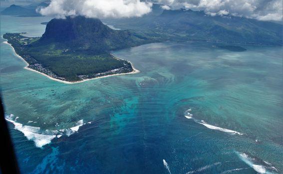 Podvodni vodopad, Mauricijus - 4