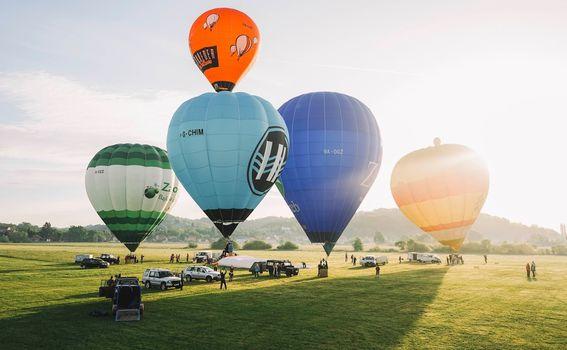 Croatian Hot Air Balloon Rally - 1