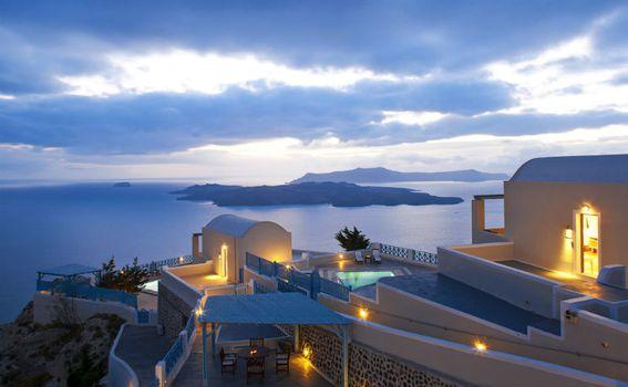 Celestia Grand, Santorini