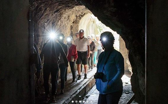 Tuneli na Visu