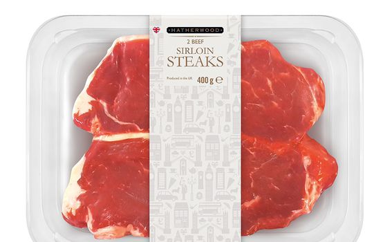 Svježi Sirloin steak