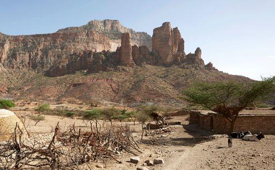 Crkva Abuna Yemata Guh - 1