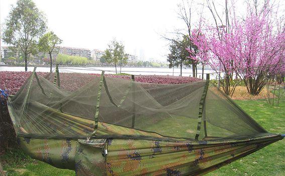 Hammock s mrežom za komarce - 6