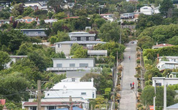 Ulica Baldwin u Dunedinu - 1