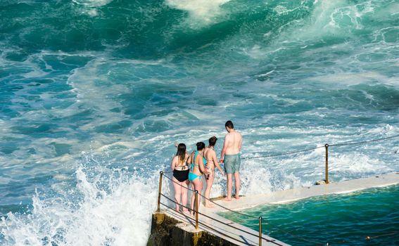 Bazen Bondi Icebergs u Sydneyju - 2