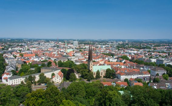 Njemački grad Bielefeld - 2