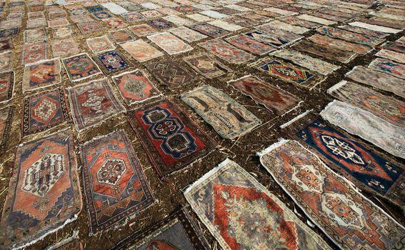 Ručno tkani tepisi u Anatoliji - 1