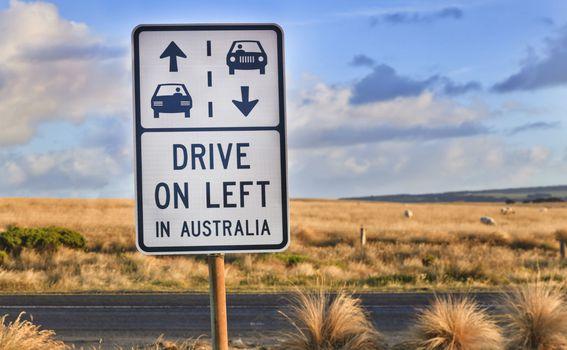 Vožnja lijevom stranom - 2
