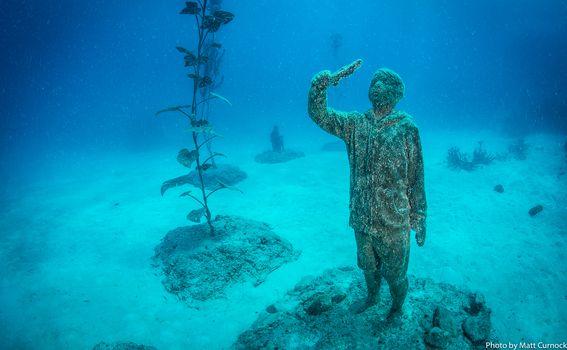 Morske skulpture, Meksiko - 1