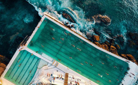 Olimpijski bazen na plaži Bondi