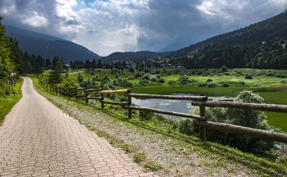 Dolina Non, Italija - 2