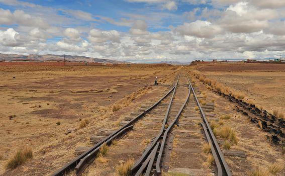 Groblje vlakova, Uyuni, Bolivija - 10