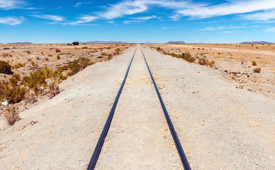 Groblje vlakova, Uyuni, Bolivija - 13