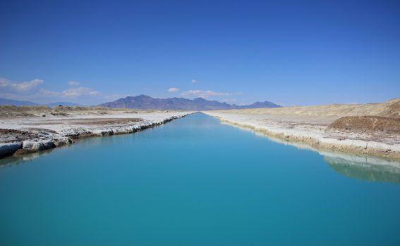Plavi kanal, Utah - 1