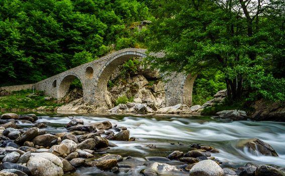 Vrazji most, Bugarska - 1