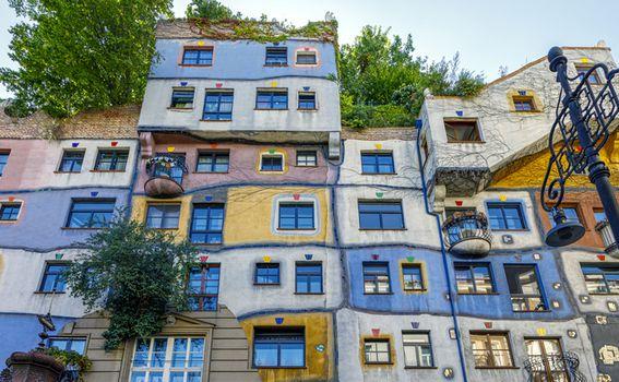 Hundertwasserhaus, Beč - 4