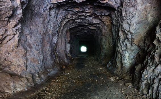 Rudnik - ilustracija