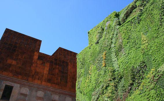 Vertikalni vrt, Madrid - 2