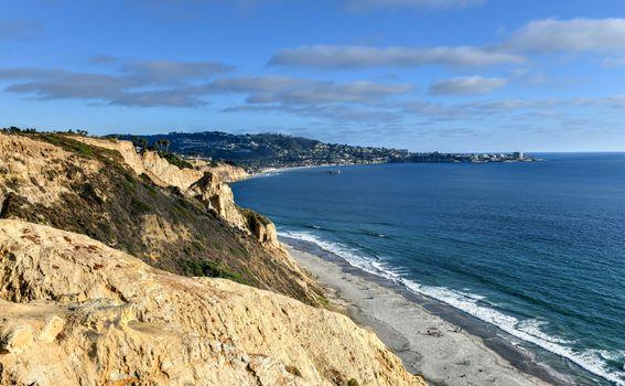 Crna plaža u San Diegu u SAD-u je popularno mjesto među nudistima