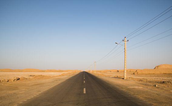 Lut pustinja, Iran - 1