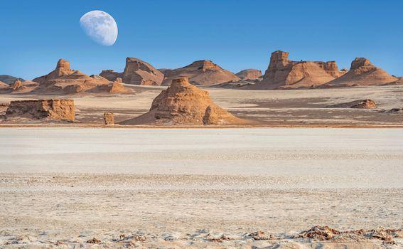 Lut pustinja, Iran - 2