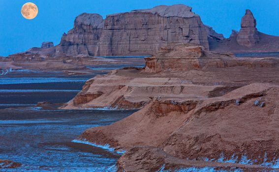 Lut pustinja, Iran - 4