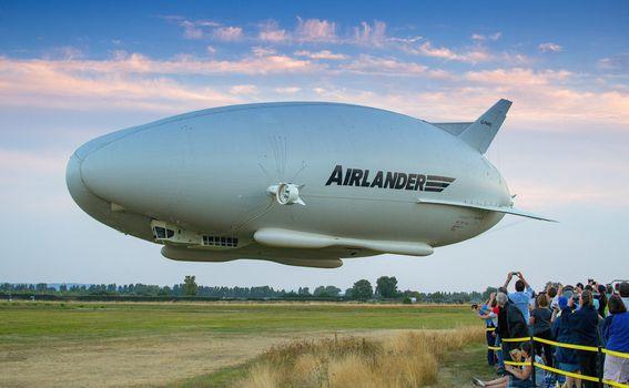 Airlander - 5