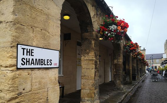 Shambles ulica, York, Engleska - 8