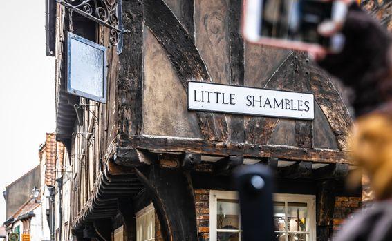 Shambles ulica, York, Engleska - 9