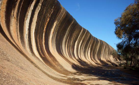 Wave rock, Australija - 1