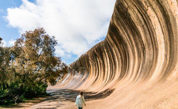 Wave rock, Australija - 2