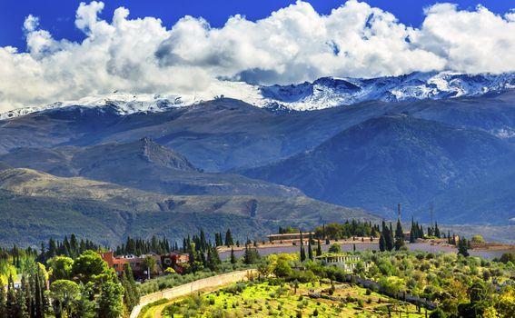 Sierra Nevada, Španjolska
