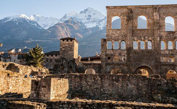 Dolina Aosta - 7