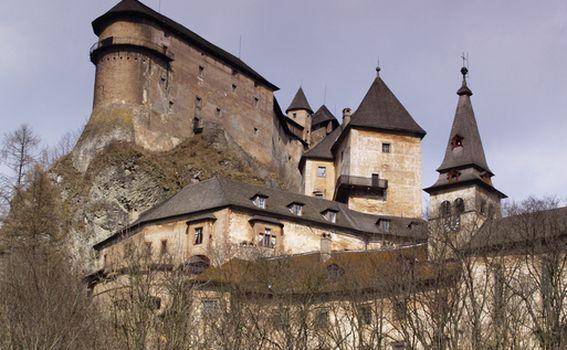 Dvorac Orava, Slovačka - 1