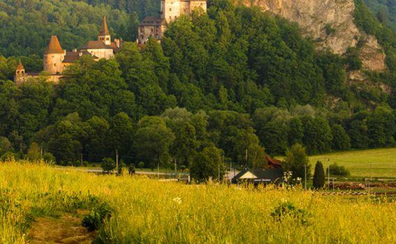 Dvorac Orava, Slovačka - 4