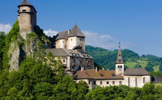 Dvorac Orava, Slovačka - 5