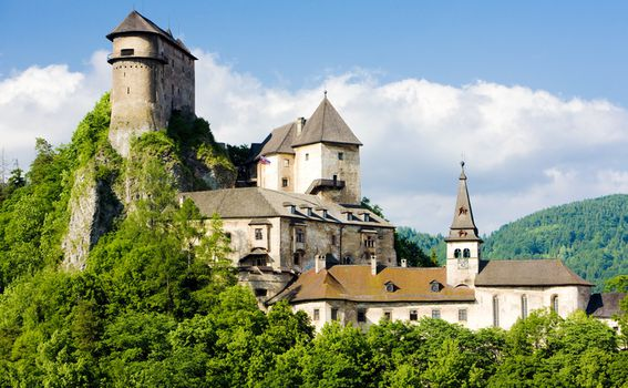 Dvorac Orava, Slovačka - 6