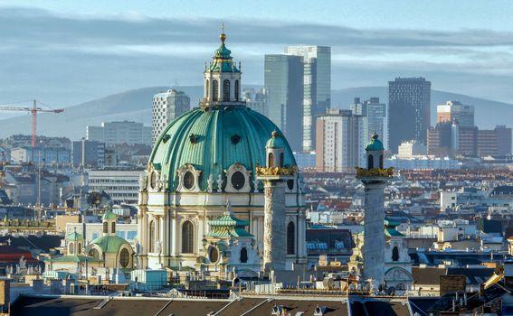Bečka panorama