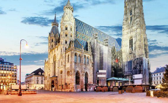 Bečka katedrala