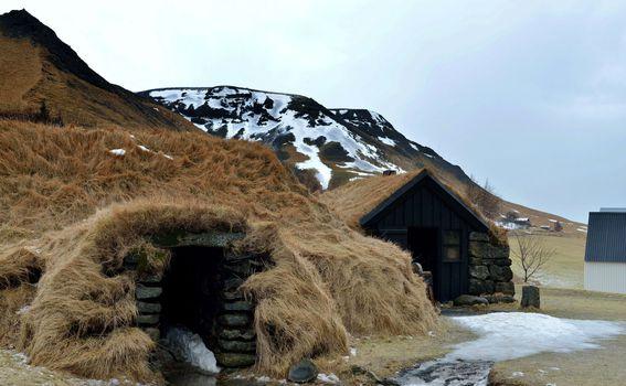 Zemljane kuće na Islandu - 1