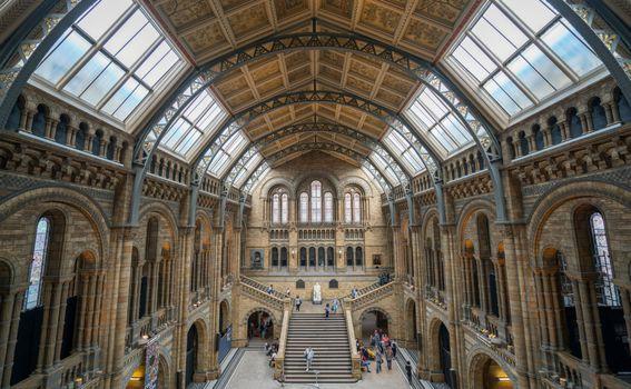Ulaz je besplatan i u Prirodoslovnom muzeju u Londonu