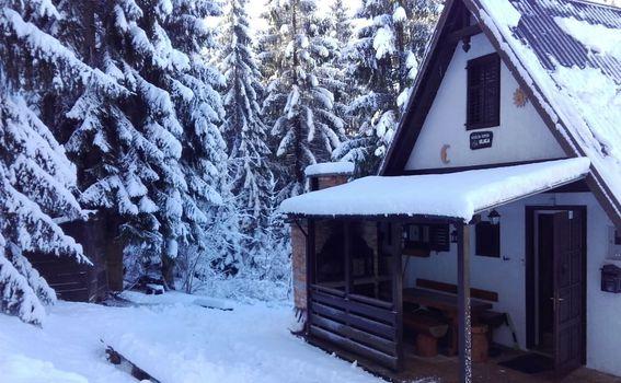 Kućica u Gorskom kotaru - 2