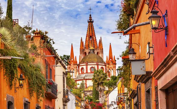Aldama, San Miguel De Allende, Meksiko