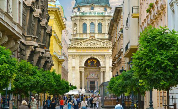 Zrinyi Utca, Budimpešta, Mađarska