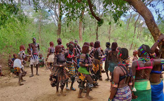 Rituali u Etiopiji - 2