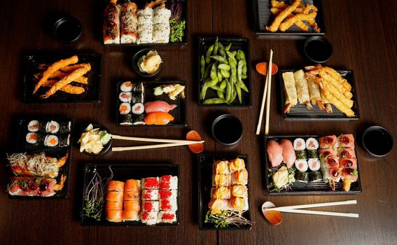 Evergreen sushi - 2