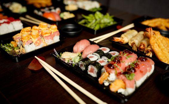 Evergreen sushi - 3