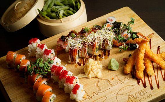 Evergreen sushi - 4